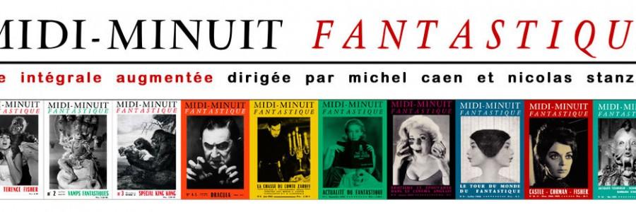 Signature du livre Midi-Minuit Fantastique à la librairie Hors-Circuits le Jeudi 13 Février