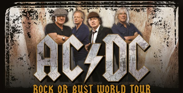 Highway to AC/DC !